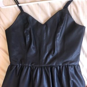 Forever 21 | Faux Leather Dress
